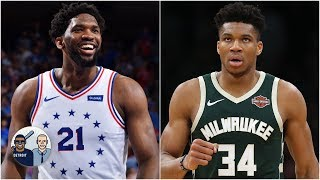 Sixers Or Bucks: Who Is The Favorite In The East?   Jalen & Jacoby