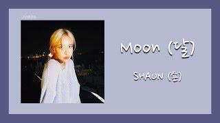 [ENG SUB] SHAUN (숀) - Moon (달) Lyrics/가사