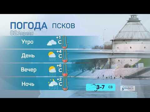 Прогноз погоды / 02.04.2021