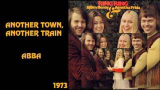 Another Town, Another Train - ABBA