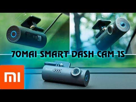 ТОПовый видеорегистратор Xiaomi 70mai Smart Dash Cam 1S из Китая