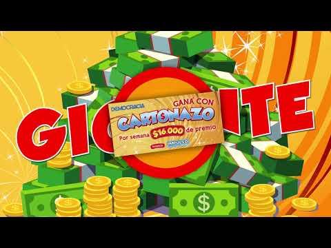 Cartonazo: 144 mil pesos en efectivo
