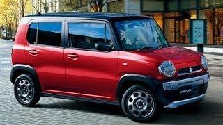 【2013】Suzuki New HUSTLER Promotion video スズキ 新型ハスラー