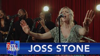 "Joss Stone ""Walk With Me"" thumbnail"