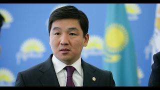 Бауыржан Байбек - аким города Алматы