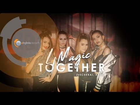 4Magic - Together (Vecherai Rado) (Official  Video)