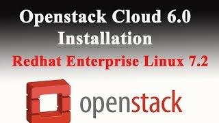 Openstack Installation On RHEL7 |Redhat Openstack Cloud