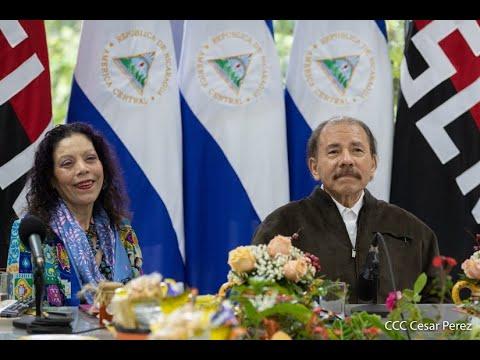 Presidente Daniel Ortega en el 30 aniversario del Foro de Sao Paulo