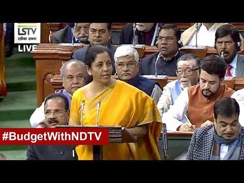 Budget 2020 Full Speech: Finance Minister Nirmala Sitharaman ने पेश किया आम बजट 2020-21