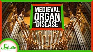"""The """"Disease"""" That Struck Medieval Church Organs"""