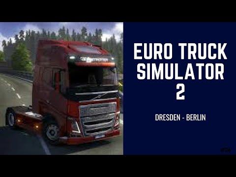 EURO TRUCK SIMULATOR 2 ►  DRESDEN - BERLIN    #07s03