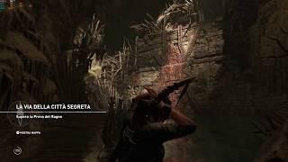 Shadow of the Tomb Raider Gameplay HD ITA Il sentiero dei defunti parte 2 walkthrough