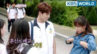 eunwoo sejeong behind the scene - TH-Clip