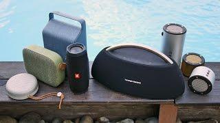 Best portable Bluetooth speakers - summer 2016