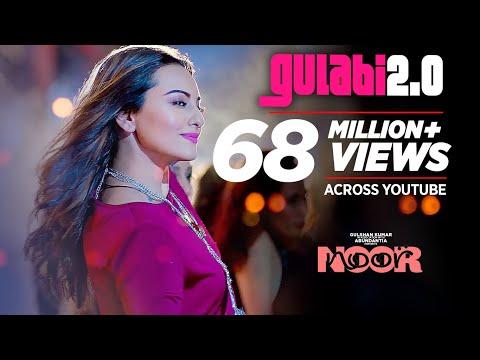 Hình ảnh Youtube -  Noor : Gulabi 2.0 Video Song | Sonakshi Sinha | Amaal Mallik, Tulsi Kumar, Yash Narvekar |T-Series