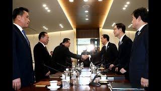 Почему КНДР внезапно решила поехать на Олимпиаду в Южную Корею