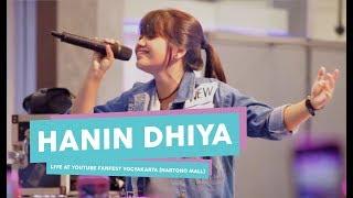 [HD] Hanin Dhiya - Akad (Payung Teduh Cover) (Live At YOUTUBE FANFEST Yogyakarta, September 2017)