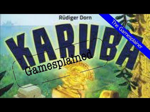 Karuba Gamesplained - Part 1