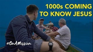 1000s coming to know Jesus | Ft. Luke (Catch the Fire) Dave (Pioneer Network) 4/7