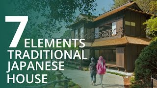 Architectural Design: Traditional Japanese Home