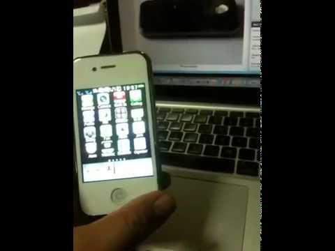The Alleged iPhone 5 Clone Caught On Video
