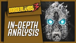 Borderlands 3: Mask Of Mayhem Teaser Trailer - IN-DEPTH ANALYSIS