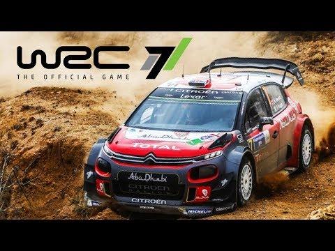 EPICKI ODCINEK RAJDU POLSKI W WRC 7! - 4K
