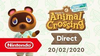 Animal Crossing: New Horizons - Plongée dans la vie insulaire (Nintendo Switch)