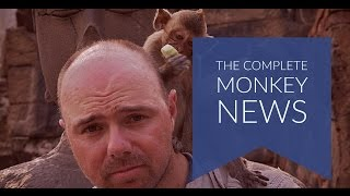 The Complete Monkey News from Karl Pilkington (A compilation w/ Ricky Gervais & Steve Merchant) - Video Youtube