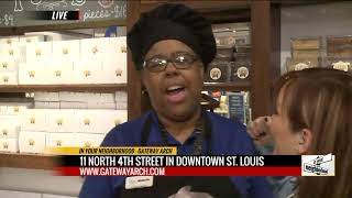 Gateway Arch Store -  Interview with Michelle Christian