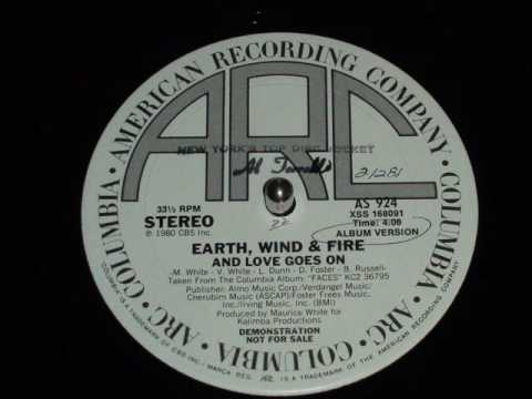 Earth Wind And Fire And Love Goes On
