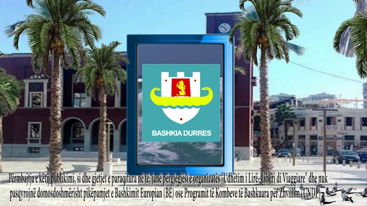 Youth Guide for Durres 2019