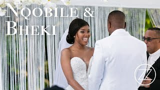 Nqobile & Bhekis Luxury Wedding At Molenvliet | ZaraZoo Cine African Wedding Videos
