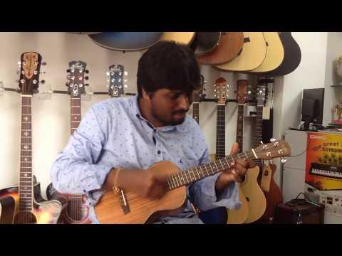 Ukulele | Yogesh Krishna More | Western instrument |
