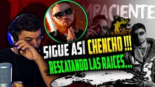 [REACCIÓN] Chencho Corleone ❌ Miky Woodz - Impaciente (Video Oficial)