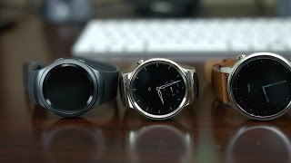 Smartwatches of 2015!
