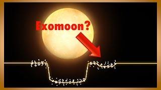 Hubble registra evidências de exolua
