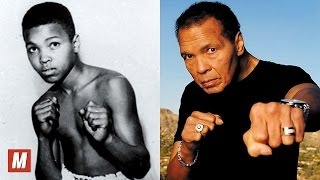 Muhammad Ali Tribute | From 3 to 74 Years Old