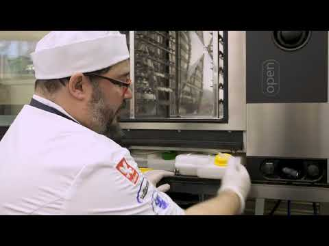 Lainox Combi - Changing the Chemicals