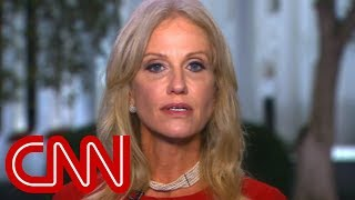 Conway to Cuomo in fiery debate: I