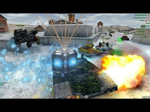 Tanki Online - Juggernaut GoldBox Video #3