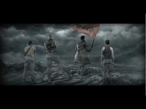 Marrok - Revolution of Heroes (OFFICIAL MUSIC VIDEO TRAILER)