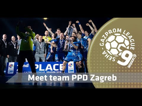 9th SEHA season: Meet team PPD Zagreb