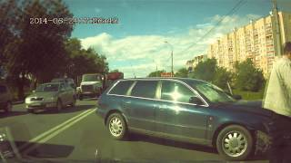 Лобовуха в Климовске