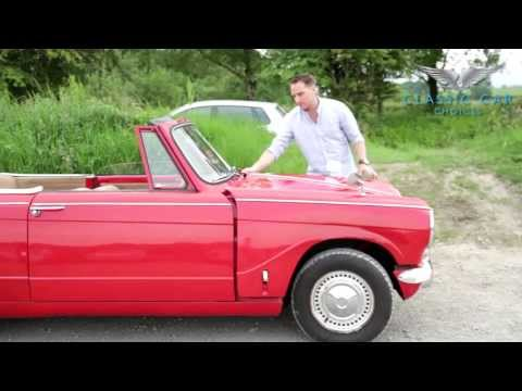 Triumph Herald 13/60 Video Overview