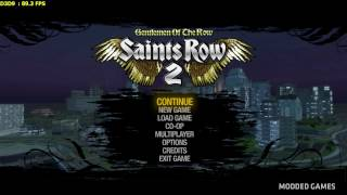 Saints Row 2 MOD- High Quality Texture Pack