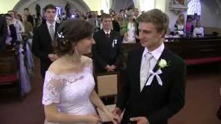Svatba Anežka & Adrian