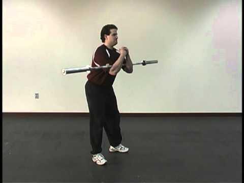 Zercher Squat Exercise Com