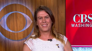 Transgender retired Navy SEAL Kristen Beck on military ban