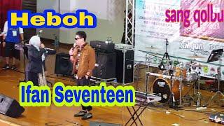 Live Konser Ifan Seventeen Di Taiwan